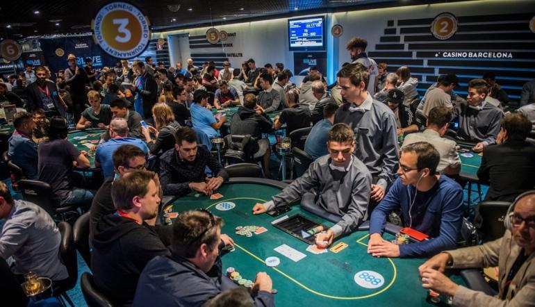 Casino barcelona poker tournaments
