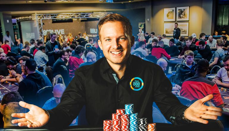 888poker LIVE Heads to Charming Bucharest