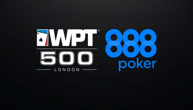 888poker Presents WPT500 at Aspers Casino