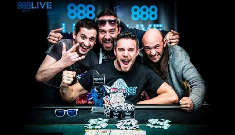 888live austria - main event winner