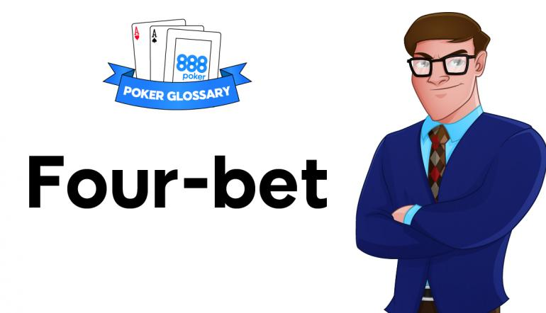 Four-bet Poker