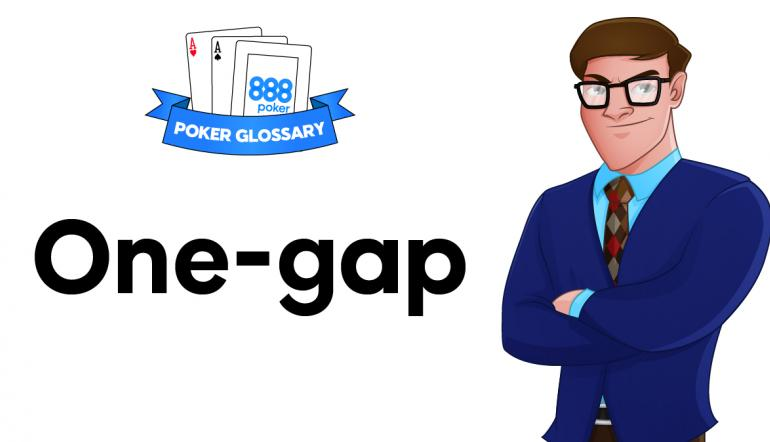 One-gap Poker