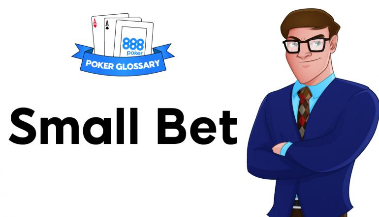 Small Bet Poker