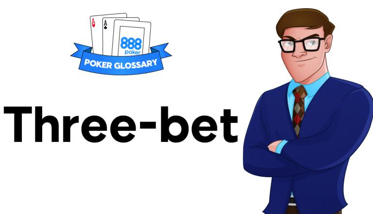 Three-bet Poker
