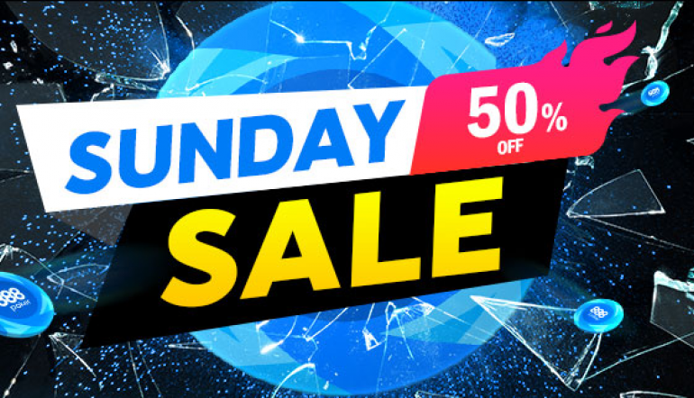 The 888poker Sunday Sale Returns 3rd March