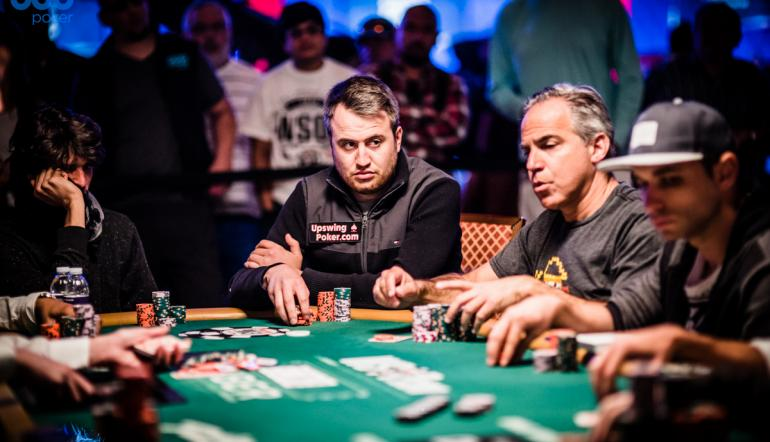 Late Stage Poker Tournament Strategy