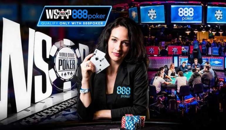 The Battle for the Bracelets at the 50th Annual WSOP Kicks off May 28!