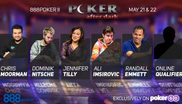 Canadian Player Wins Poker After Dark – 888pokerWeek II Spot for Just $1