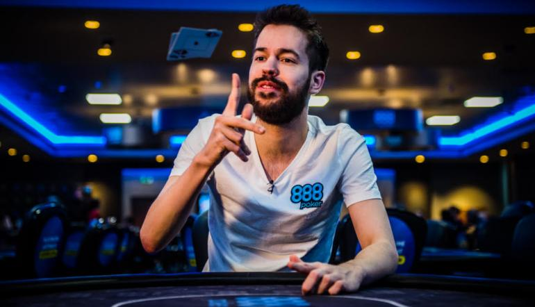 A Day in the Life of Dominik Nitsche at the 2019 WSOP