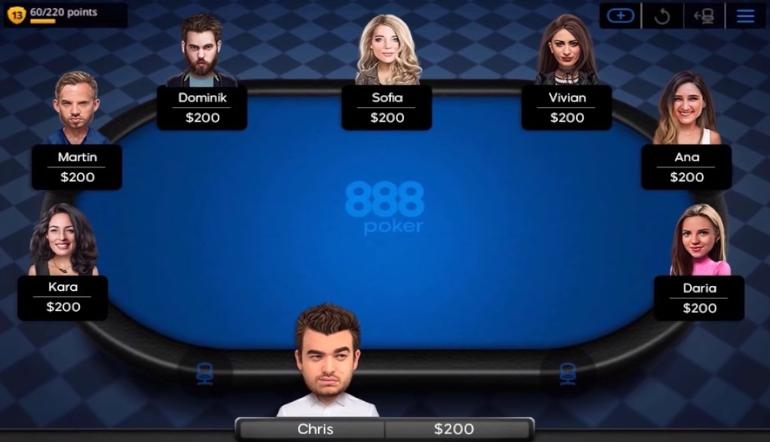 Set Up Your Next Private Home Game on 888poker!