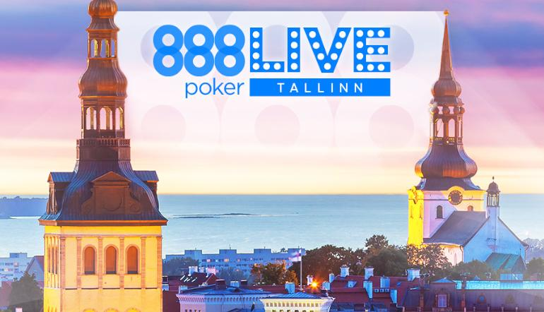888pokerLIVE Tallinn Battle-Tests Players with a Thrilling Main Event!