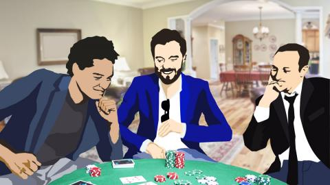 The Perfect Home Poker Game Setup Hosting Poker Game At Home