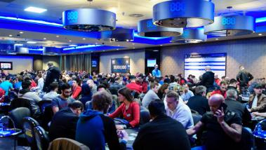 WPT500 London Aspers London Poker Room