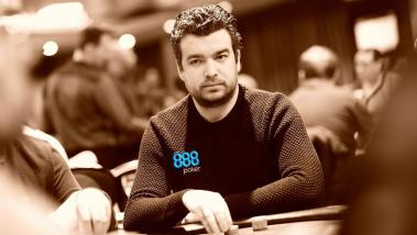 888poker ambassador Chris Moorman Leads the Way in Crazy Eights