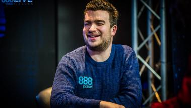 Team888's Chris Moorman's Daily Routine