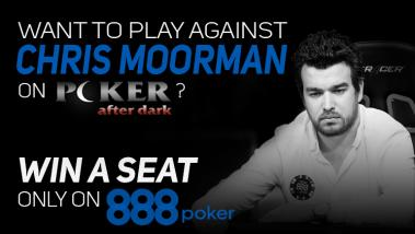 888poker and Poker Central Present 888 Poker After Dark Week
