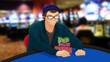 Poker Nit Player