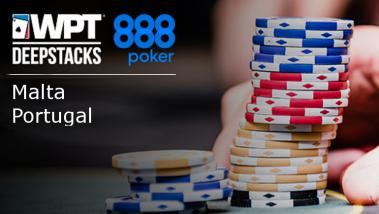 888poker Partners with WPTDeepStacks for 2 Stops in Europe