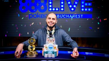888poker LIVE Bucharest Is Huge Success with €387,638 Main Event Prize Pool!