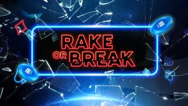 Introducing Rake or Break Sundays on 888poker