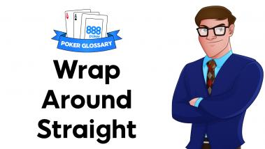 Wrap Around Straight Poker