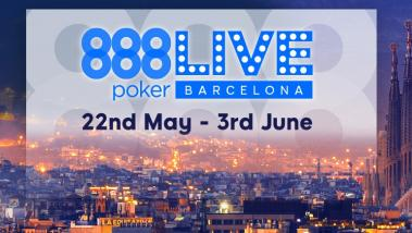 888poker LIVE Barcelona Is a Massive Success!