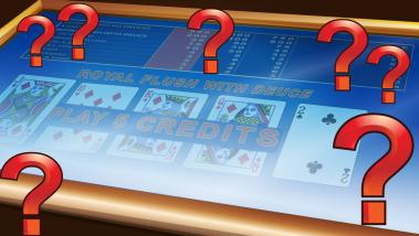 Video Poker VS Poker