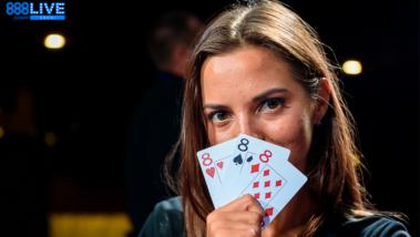 888poker Welcomes Daria Feshchenko to Team888!