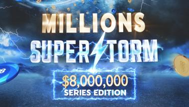 Millions Superstorm Has Landed with $8 Million in Guarantees!