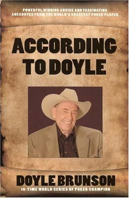 According to Doyle