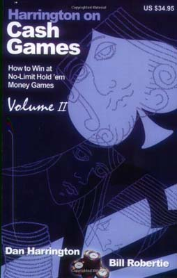 Harrington on Cash Games Volume II
